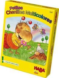 PETITES CHENILLES MULTICOLORES |