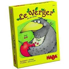 LE VERGER : JEU DE CARTES |